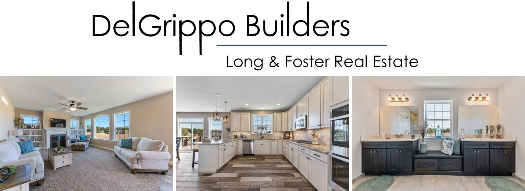 DelGrippo Builders New Construction Official Website